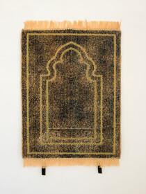 Gold Dust Prayer Mat