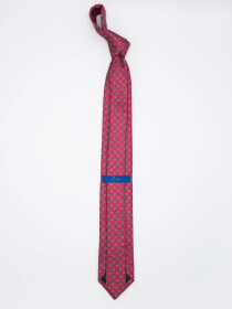 Club Room Men's Linked Neat Tie