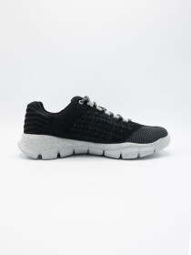 MEN'S TRAINING SHOE BLACK-LT.GREY