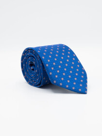 Men's Diamond-pattern Necktie
