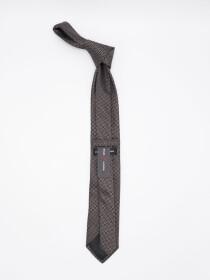Cubic Pindot Geometric Tie