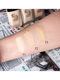 Mistine 9 To 5 Smooth Fix Foundation  (F2 Sand)