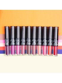 Mistine Matte 2 Go Lip Color (09 Dark Appointment)