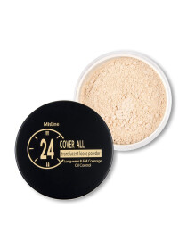 Mistine Cover All Translucent Loose Powder Oil Control
