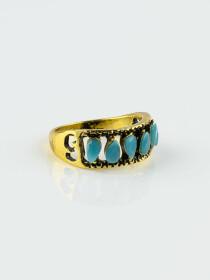 Classy Gold Italian Rings