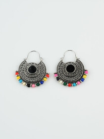 Traditional Oxidised Earrings