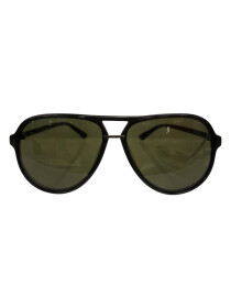 Green Aviator Men's Sunglasses
