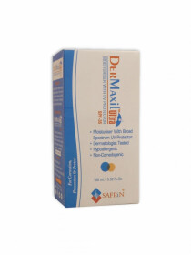 DERMAXiL ULTRA Moisturizer with UV Protector SunBlock Sunscreen 100ml