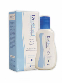 DERMAXiL Neutral pH Face Wash Skin Moisturising 65ml