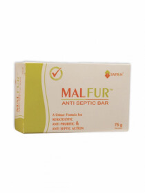 MALFAR Medicated Bar Anti Septic Soap 75Gm