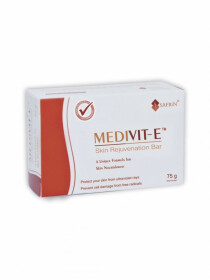 Medivit-E Skin Rejuvenation Bar With Vitamin E Soap 75Gm