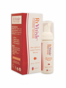 REVITISH Foaming Mousse Skin Lightening Instant Foaming Wash 50ml