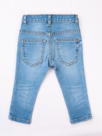 Slim Fit Jeans - Light Blue Washed