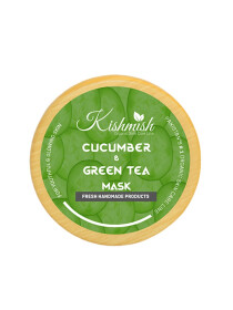 Cucumber & Green Tea Mask [Eye Care]