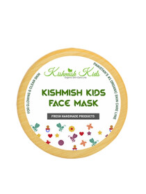 Kishmish Kids Face Mask