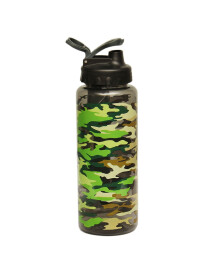 Coolgear Black Gel Bottle