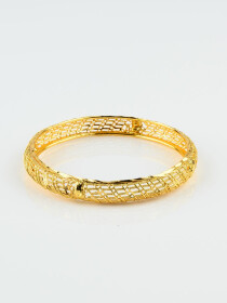 Incredible Gold Plated Bangle