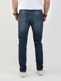 Mid Blue Slim Fit Jeans