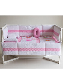 Babe 10 Pcs Cot Set