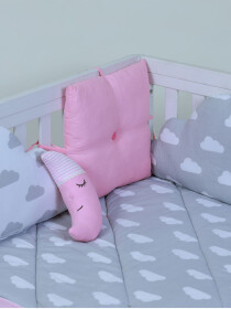 Hey Diddle Diddle 10 Pcs Cot Set