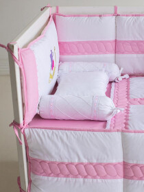 Little Bo Peep 11 Pcs Cot Set