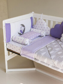 Paddington 10 Pcs Cot Set