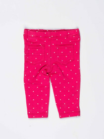 Pink & Blue Newborn Baby Girl Set of 2 Jeggings