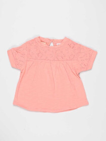 Pink Baby Girl Cotton Top