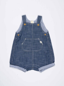 Blue Baby Girl Dungaree