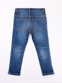 Slim Fit Jeans -Blue Washed