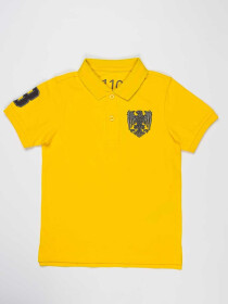 Yellow Baby Boy Polo Shirt