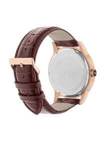 HUGO BOSS MEN WATCH - DARK-BROWN