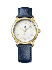 TOMMY  HILFIGER LADIES WATCH - NAVY