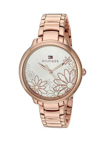 TOMMY  HILFIGER LADIES WATCH - ROSE GOLD