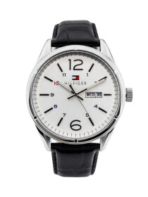 TOMMY HILFIGER MEN WATCH - BLACK