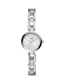 Fossil Silver Watch for Ladies