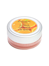 Citrus Orange Lip Balm