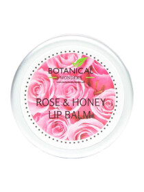 Rose & Honey Lip Balm
