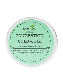 Congestion Cold & Flu