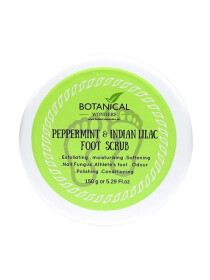 Peppermint & Indian Lilac Foot Scrub