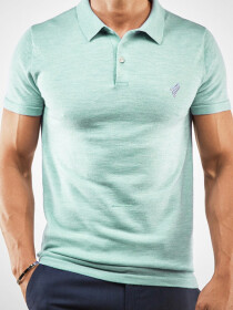 Mint Green Polo Shirt