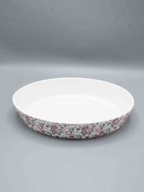 "12"" Oval Dish"