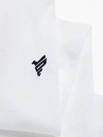 White Sports V2 Polo Shirt
