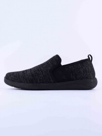 MEN'S LIFESTYLE SHOE BLACK-DK-GREY