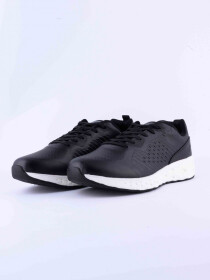 MEN'S RUNNING SHOE BLACK DK.GREY