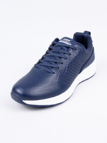 MEN'S RUNNING SHOE BLACK & GREY