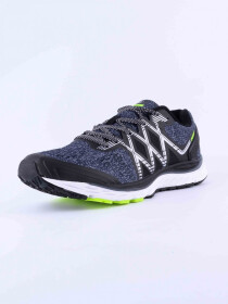 MEN'S RUNNING SHOEBALCK-DK-GREY-LIME