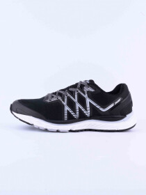 MEN'S RUNNING SHOE BLACKLT-GREY