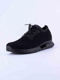 Men's Lifestyle Shoe Black/Grey