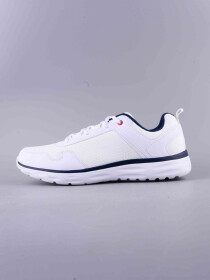 MEN'S RUNNING SHOE WHITE NAVYDK